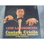 Lp Vinilo Luis Landriscina Contata Criolla 2º Mov.