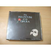 The Phantom Of The Opera-original London Cast-usa-impecable