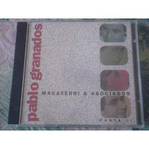 Pablo Granados - Macaferri 2 (cd Descatalogado)