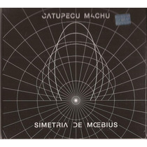 Catupecu Machu Cd Simetria De Moebius Cd Original Nuevo!!