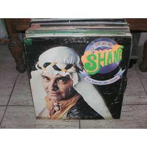 Omar Shane La Fuerza Del Amor Lp Promo 1990 Vinilo Cumbia
