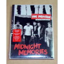One Direction Midnight Memories Ultimate Edition Dvd Nuevo
