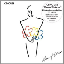 Man Of Colours, 25th Anniv Import, Cd+dvd Icehouse