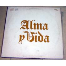 Alma Y Vida - Alma Y Vida Lp Argentino Bernardo Baraj