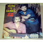 Rene Y Daniel Solo Dos Guitarras Lp Argentino Autografiado