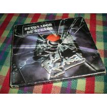 La Renga / Detonador De Sueños Ed.2003 Digipack