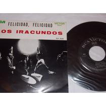 Los Iracundos - Ep. Editado En Portugal - Alto Palermo -