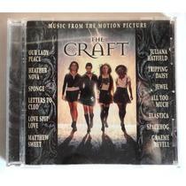 Cds Originales - The Craft / Jóvenes Brujas Soundtrack 1999