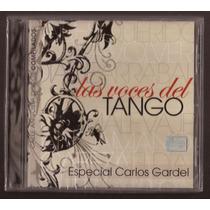 Carlos Gardel Las Voces Del Tango Nuevo Cerrado Hago Envios