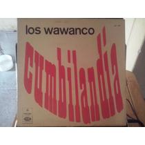 Los Wawanco Cumbilandia Odeon Pops 1ra Edc. Disco Vinilo Lp