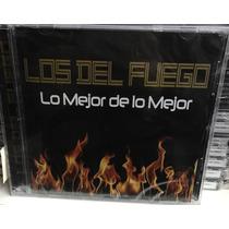 Cd Los Del Fuego Lo Mejor De Lo Mejor +cd Regalo Pibeschorro
