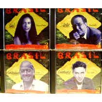 Bossa Nova-lote De 20 Cd-los Mejores Interpretes De Brasil