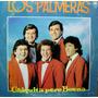 Los Palmeras-cumbia Santafesina-vinilo-chiquita Pero Buena