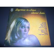 Javier Solis - Lagrimas De Amor * Disco De Vinilo