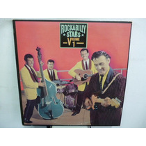 Johnny Cash Rockabilly Stars Vol 1 Vinilo Doble Americano