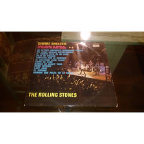 Vinilo - Gimme Shelter - The Rolling Stones - Impecable-