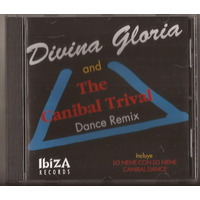 Divina Gloria And The Canival Trival Cd Dance Remix Nuevo!!!