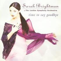 Sarah Brightman - Time To Say Goodbye- Cd- Nuevo- Original!!