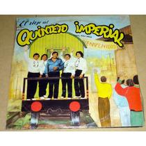 Quinteto Imperial El Viaje Vinilo Argentino Promo