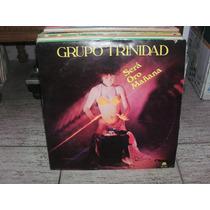 Grupo Trinidad Sera Oro Mañana Lp Vinilo Cumbia Santafesina