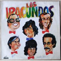 Los Iracundos Aprontate A Vivir Vinilo Lp 1983 Promocional