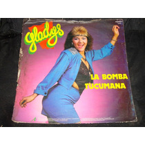 Vinilo Gladys La Bomba Tucumana