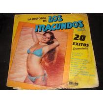 Long Play Disco Vinilo La Historia De Los Iracundos 20 Exito