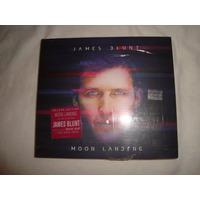 James Blunt Moon Landing Audio Cd Deluxe Ed+bonus Nuevo