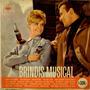 Brindis Musical Interpretes Varios Vinilo Muy Raro De Cole
