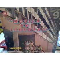 Vinilo Musica En Libertad Vol. 4