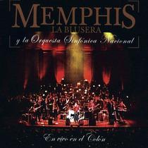 Memphis La Blusera En Vivo En El Colon