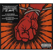 Cd Metallica - St. Anger ( Visitá Mi Eshop )