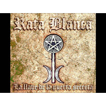 Cd Rata Blanca - La Llave De La Puerta Secreta