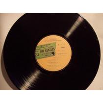 Disco Vinilo De Los Beatles Para Adorno