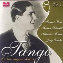 Los 100 Mejores Temas Tango ( 5 Cd )
