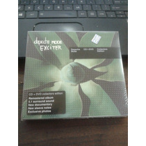 Depeche Mode Exciter Edicion Cd + Dcd