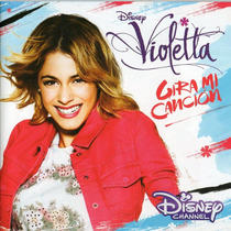 Violetta Gira Mi Canción ( Cd 2014 ) Disponible 18/07/14