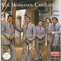 Los Hermanos Cardozo 30 Mejores Canciones ( 2 Cd )