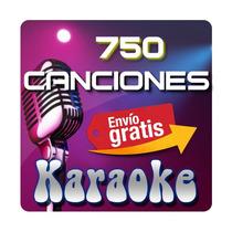 Karaoke Dar La Nota,con 750 Temas Envio Digital,descarga Ya