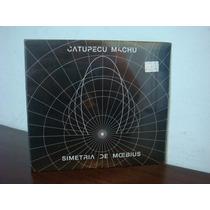Catupecu Machu - Simetria De Moebius * Cd Nuevo Y Cerrado