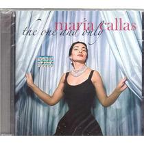 Maria Callas - The One And Only- 2cd - Nuevo Cerrado