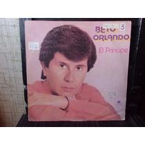 Vinilo Disco Lp Beto Orlando El Principe