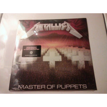 Metallica Vinilo Master Off Puppets Impecable