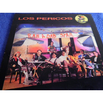 Los Pericos Rab A Dab Stail Vinilo C/insert Impcable Bahiano