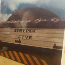 Stryper - Live At The Whisky Cd + Dvd