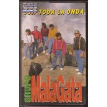 Malagata Con Toda La Onda Cassette 1991 Cumbia Retro