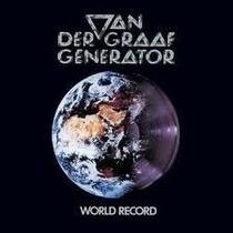 Cd Van Der Graaf Generator World Record Uk