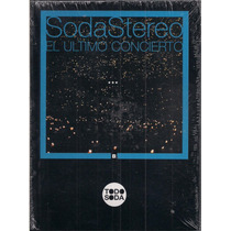Soda Stereo Colección La Nación Nº13 El Ultimo Concierto B