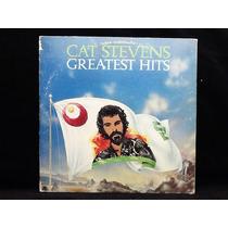 Vinilo Lp Cats Stevens Great Hits /insert Poster Imp Usa