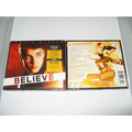 Cd Dvd Justin Bieber Believe